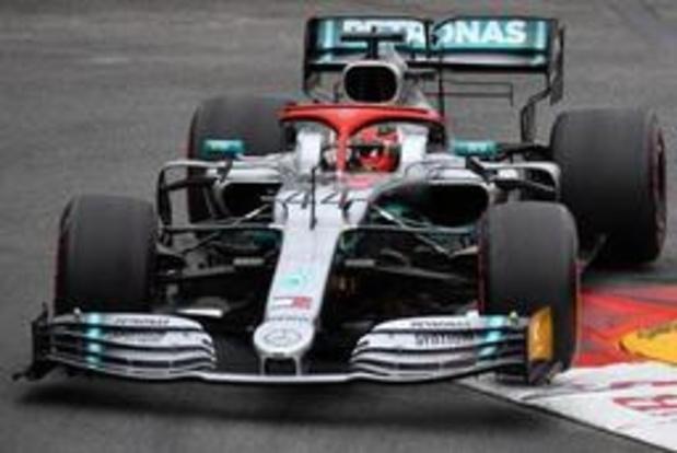 Lewis Hamilton pakt in Monaco vierde zege van het seizoen