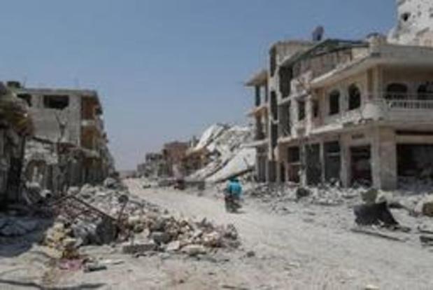 Syrisch regime voert opnieuw aanvallen uit in Idlib na staakt-het-vuren