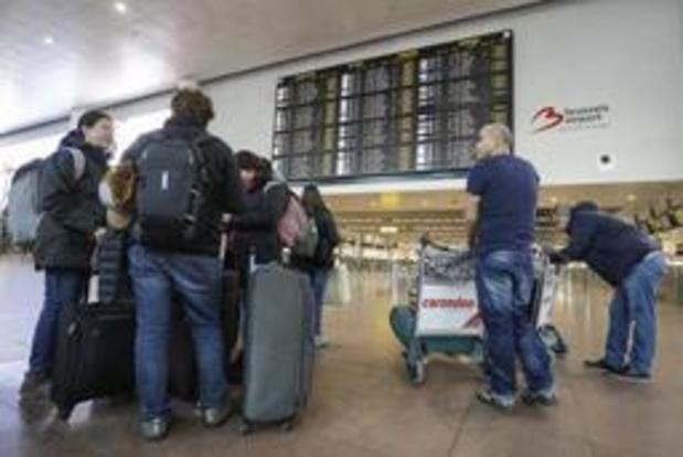 Une panne informatique perturbe le traitement des bagages à Brussels Airport