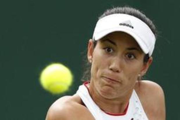 Muguruza moet op Wimbledon duimen leggen voor kwalificatiespeelster