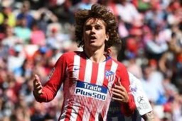 Primera Division - Antoine Griezmann verlaat Atlético Madrid