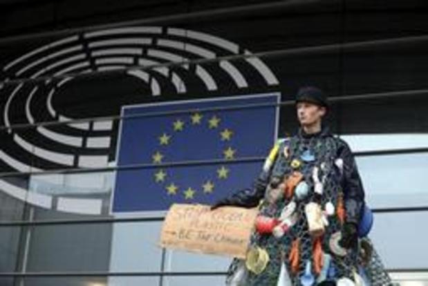 Zondag nieuwe klimaatbetoging in Europese wijk in Brussel