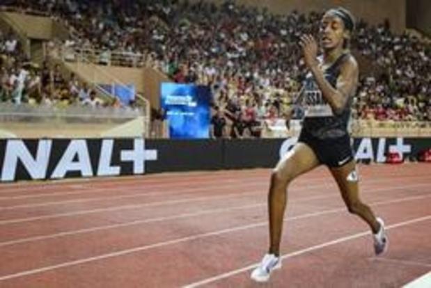 Diamond League - La Néerlandaise Sifan Hassan bat le record du monde féminin du mile à Monaco