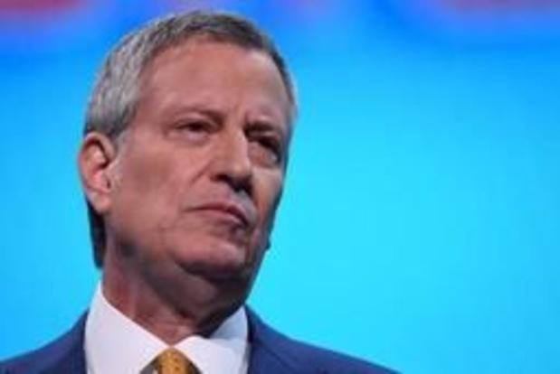 Climat: le maire de New York, tenté par la présidentielle, entérine une loi pionnière