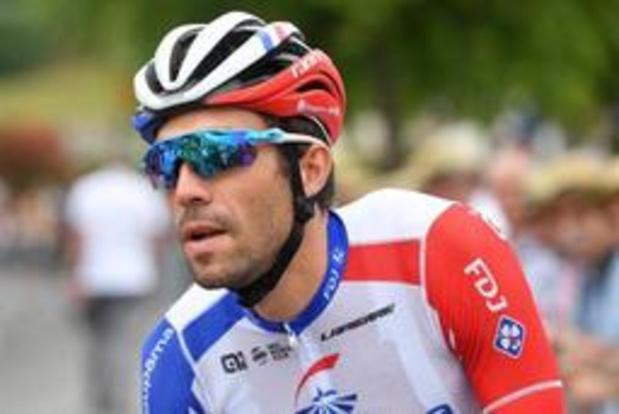 """Tour de France - Thibaut Pinot is een tevreden man: """"Ik ben niet meer de Pinot van enkele jaren geleden"""""""