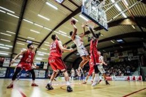 Euromillions Basket League - Antwerp is opnieuw maatje te groot voor Mechelen en bereikt halve finales
