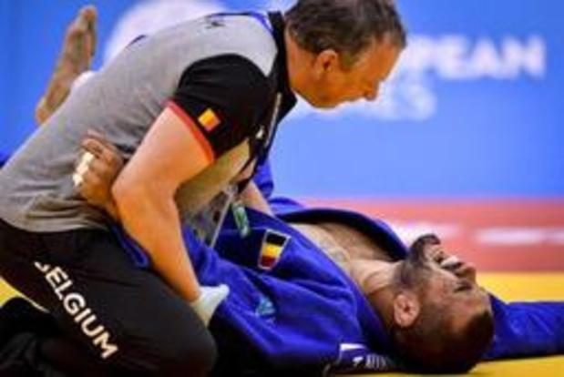 Jeux Européens - Diagnostic rassurant pour Nikiforov, qui devrait être de retour d'ici quelques semaines