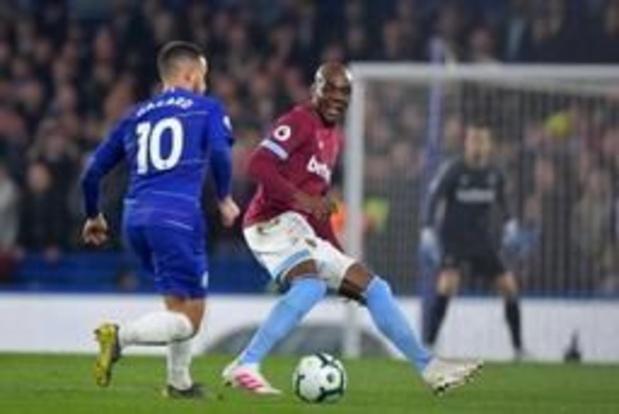Belgen in het buitenland - Fenomenale Hazard bezorgt Chelsea zege