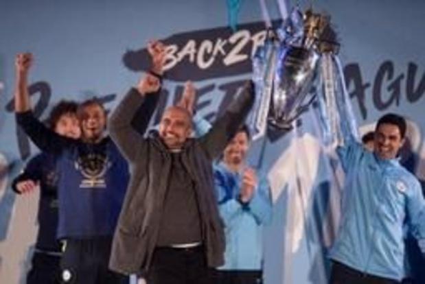 """Football Leaks - """"Manchester City moet uitsluiting uit Champions League vrezen"""""""