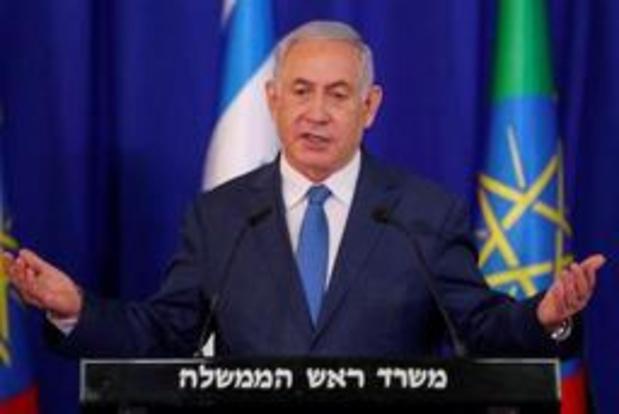 Netanyahu belooft alle nederzettingen op Westoever te annexeren