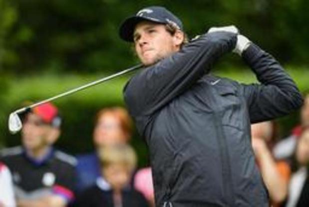 British Open - Thomas Pieters gâche un bon départ, JB Holmes seul en tête