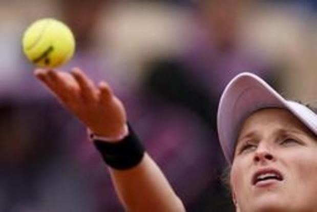 US Open - Roland-Garros-finaliste Marketa Vondrousova geeft forfait
