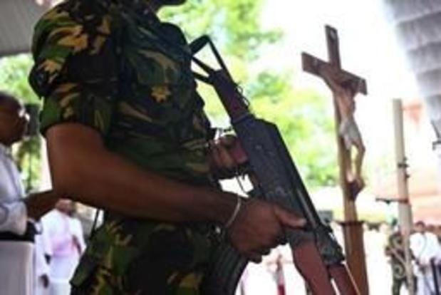 """""""Aanslagen in Sri Lanka zijn wraakactie"""""""