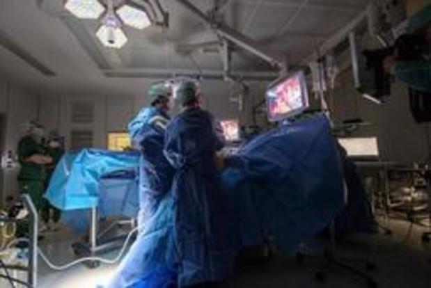 Overlijdensrisico na complexe pancreasoperatie in UZ Leuven 3 keer lager dan gemiddeld