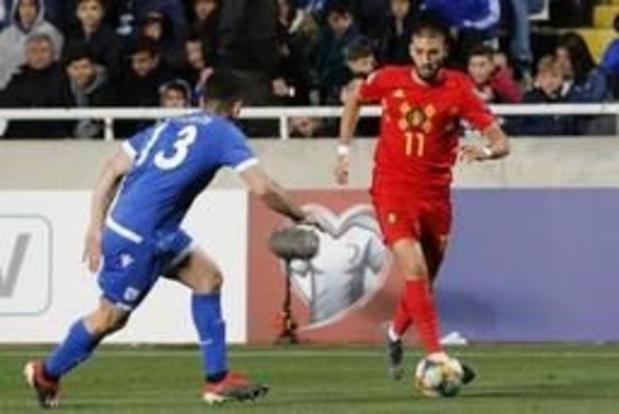 Yannick Carrasco de nouveau déterminant dans la victoire de Dalian Yifang