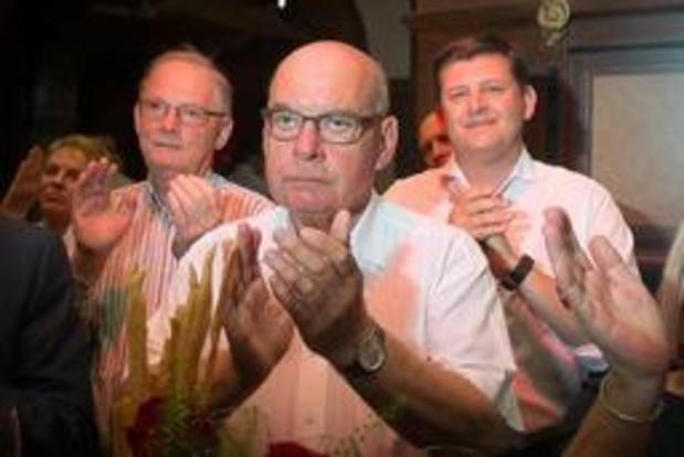 Termont officieel ereburgemeester van Gent