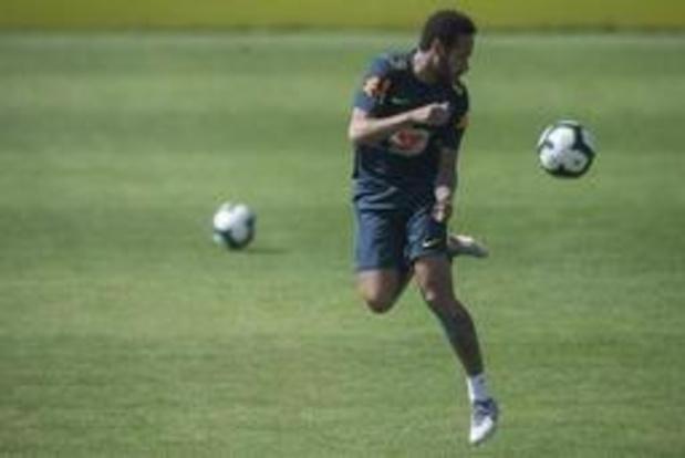 Neymar ontkent verkrachting