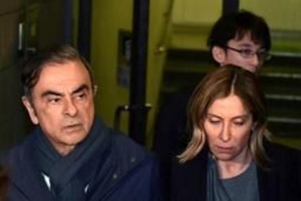 L'épouse de Carlos Ghosn a quitté le Japon alors que la justice voulait l'interroger