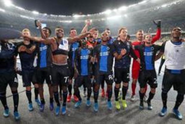 Ligue des champions - Les Autrichiens de Linz adversaires de Bruges en barrage
