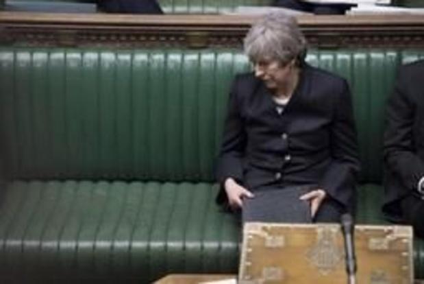 Royaume-Uni: le parti conservateur de May risque d'être le grand perdant des Européennes