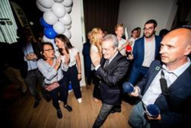 Le Vlaams Belang chante le Vlaamse Leeuw avec la N-VA