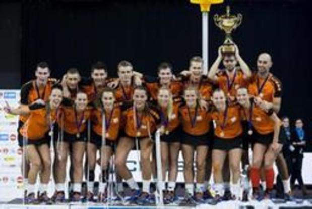 Mondial de korfball: les Pays-Bas battent la Belgique en finale et conservent leur titre