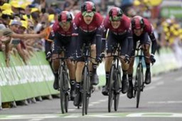 Tour de France - Thomas et Bernal satisfaits de la 2e place d'Ineos