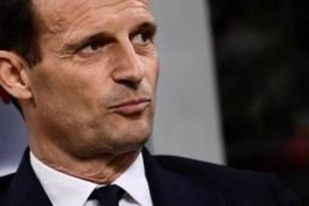 Massimiliano Allegri ne sera plus l'entraîneur de la Juventus la saison prochaine
