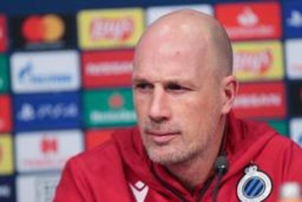Club Brugge en Philippe Clement niet akkoord met speeldag schorsing