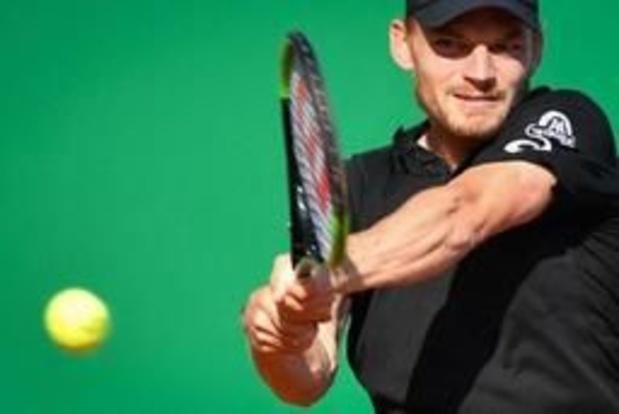 ATP Estoril - David Goffin s'incline à nouveau en demi-finale face à Tsitsipas