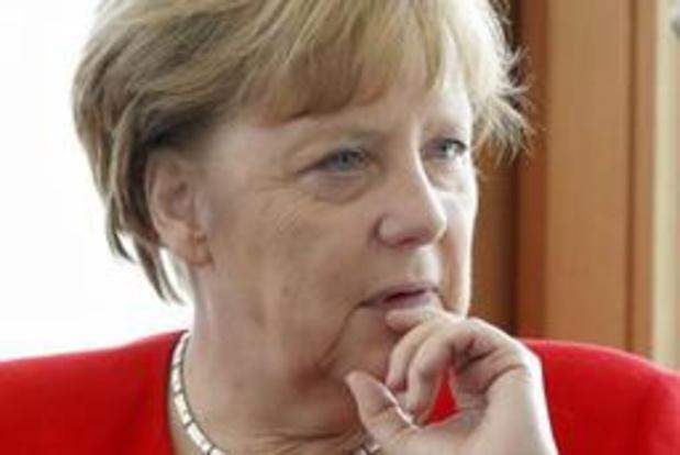 EUROPA: Duitse regeringspartijen bezinnen zich over verkiezingsnederlaag
