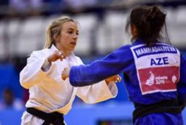 Elf Belgen mogen naar WK judo in Tokio
