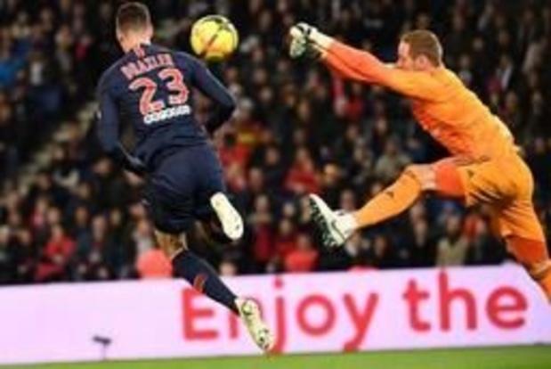 Belgen in het buitenland - PSG is nog geen kampioen in Frankrijk