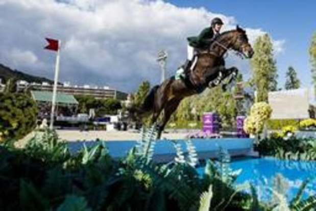 Darragh Kenny wint Grand Prix van CSI-jumping in Knokke, Nicola Philippaerts vijfde