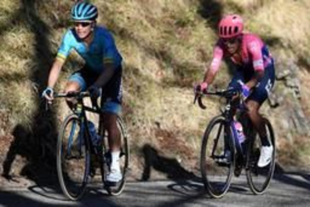 Ronde van Catalonië: Formolo soleert naar de zege in slotrit, Miguel Angel Lopez pakt eindzege