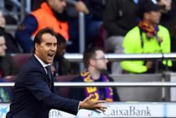 Oud-bondscoach Lopetegui is nieuwe trainer van Sevilla