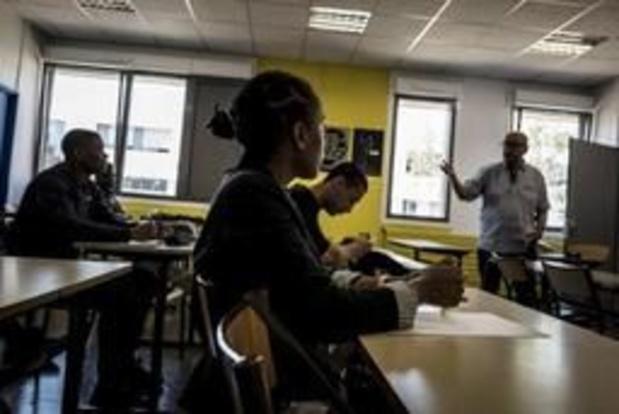 Een op de vijf onderwijspersoneelsleden nam deel aan staking