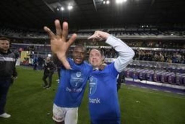 """Racing Genk champion - Dimitri de Condé: """"Nous espérons garder Clement à Genk"""""""