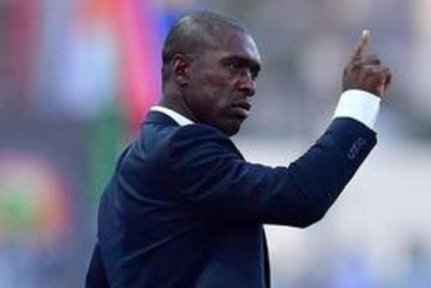 Kameroen ontslaat bondscoach Clarence Seedorf
