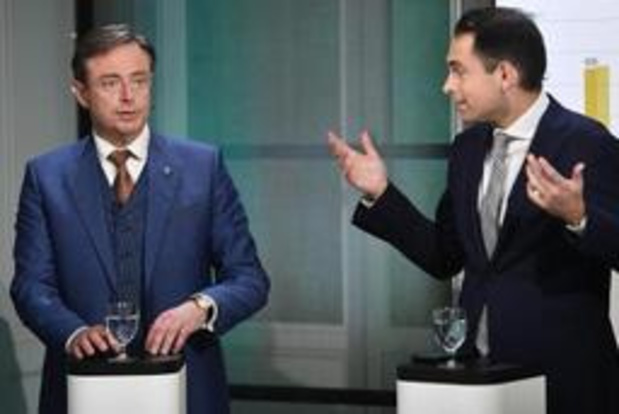"""De Wever over Vlaams Belang: """"Verstandig dat men geen breekpunten op tafel heeft gelegd"""""""