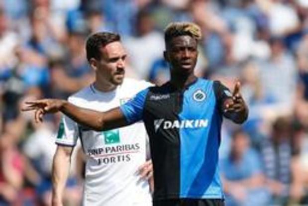 Abdoulay Diaby (ex- Mouscron et FC Bruges) signe à Besiktas