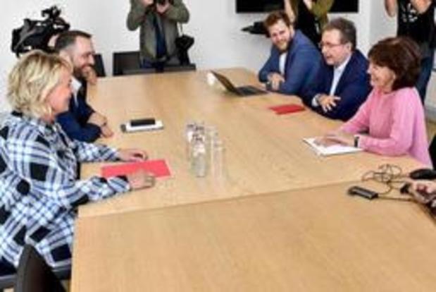Socialistische vakbond wil niet weten van MR in Brusselse regering