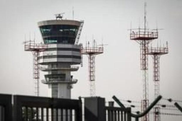 Luchtverkeersleiders schorten acties op