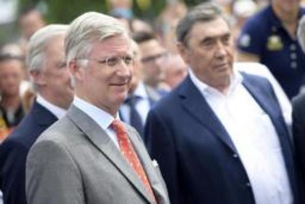 Tour de France - Koning schrijft brief aan Eddy Merckx