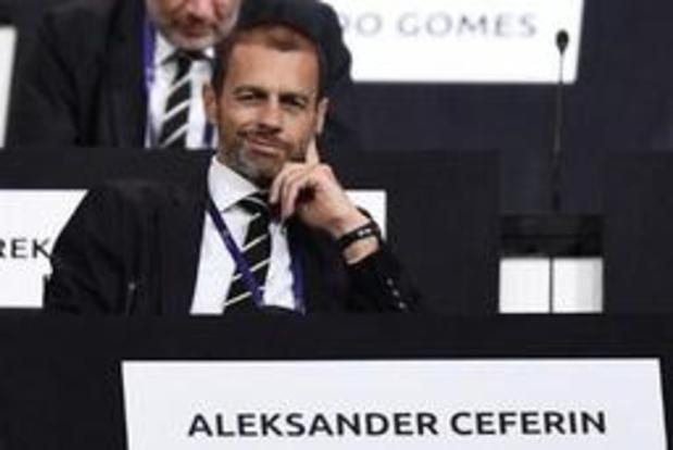 UEFA stelt belangrijke vergadering omtrent omstreden Champions League-hervorming uit
