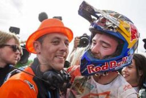 KTM confirme la rentrée de Jeffrey Herlings au GP de Russie ce week-end