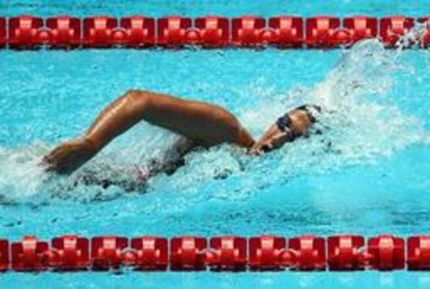 Premier titre mondial pour l'Italienne Quadarella sur 1500m libre