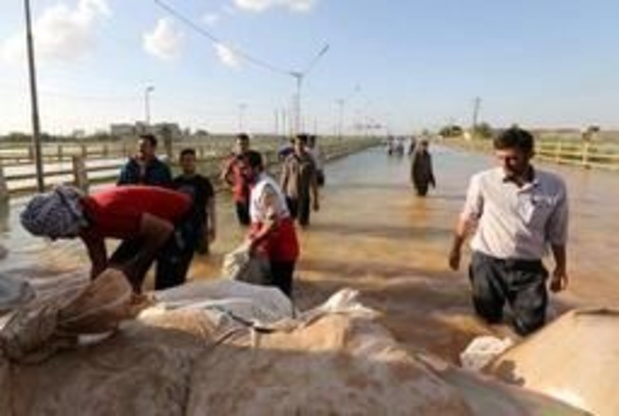 Inondations en Iran: 2 millions d'habitants ont besoin d'aide, selon le Croissant-Rouge