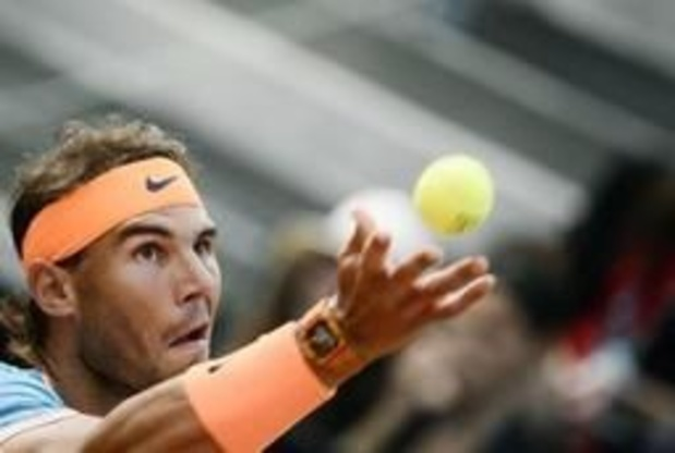 ATP Rome - Rafael Nadal verovert negende eindzege