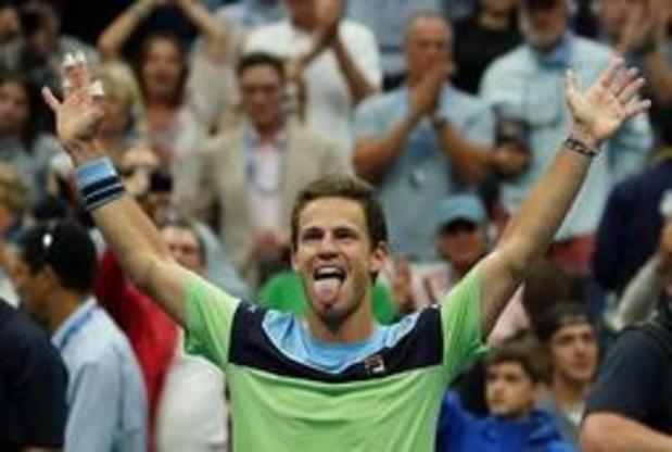 US Open - Diego Schwartzman houdt Alexander Zverev uit kwartfinales